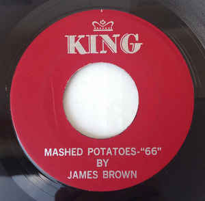 Used - Brown, James - Mashed Potatoes 66 - 7""
