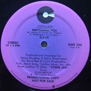 "Used - Slave ‎– Watching You - 12"" Single"