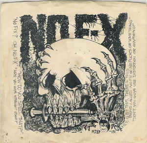 Used - NOFX - Self Titled 7""
