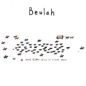 Used - Beulah - A Small Cattle Drive...7""