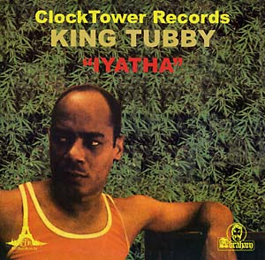 King Tubby - Iyatha - LP