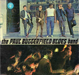 Butterfield, Paul Blues Band - Self Titled - LP