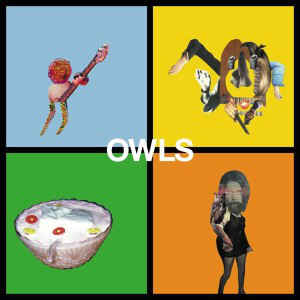 Used - Owls - Self Titled - LP