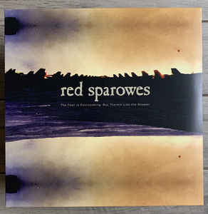 Red Sparowes - The Fear Is Excruciating, But Therein Lies The Answer - LP
