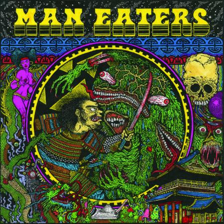 Man Eaters - Gentle Ballads For The Simple Soul - LP
