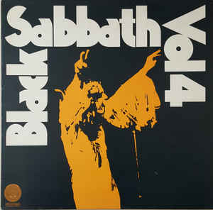 Black Sabbath - Vol. 4 - LP