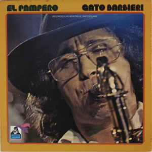 Barbieri, Gato - El Pampero - LP
