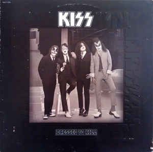 Kiss - Dressed To Kill - LP