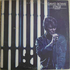 Used - Bowie, David - Stage - 2xLP