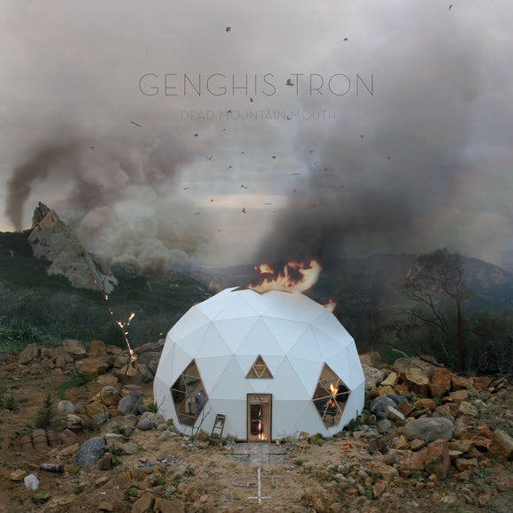 Genghis Tron - Dead Mountain Mouth - LP