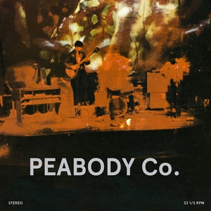 Peabody Co. - Self Titled - LP