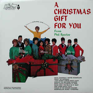 V/A - Phil Spector: A Christmas Gift For You - LP