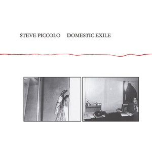 Piccolo, Steve - Domestic Exile - LP