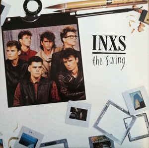 INXS - The Swing - LP