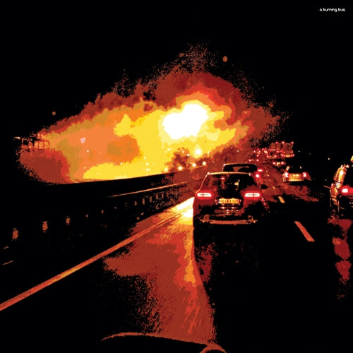 New - A Burning Bus - Self Titled - LP