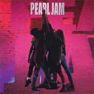 Pearl Jam - Ten - LP