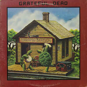 Grateful Dead - Terrapin Station - LP