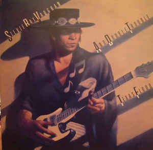 Vaughan, Stevie Ray & Double Trouble - Texas Flood - LP