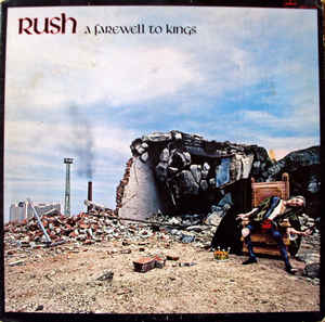 Rush - A Farewell To Kings - LP