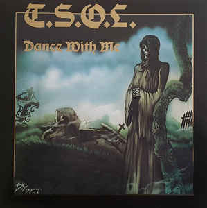 New - TSOL - Dance With Me LP
