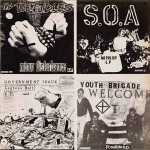 "New - V/A - Four Old 7""s LP"