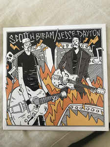 New - Scott H. Biram/Jessa Dayton - Split 45