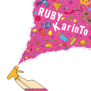 New - Ruby Karinto - Self Titled LP