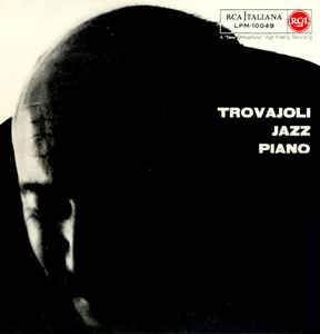 New - Trovajoli, Armando - Jazz Piano LP