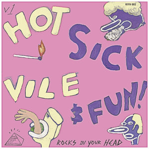 New - V/A - Hot, Sick & Vile - LP