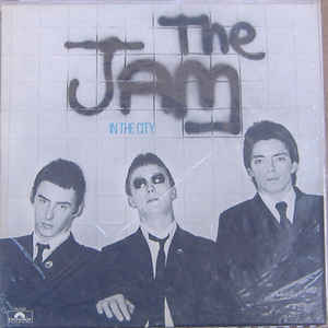 Used - The Jam - In The City - LP