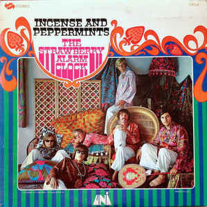 Used - Strawberry Alarm Clock - Incense & Peppermint - LP