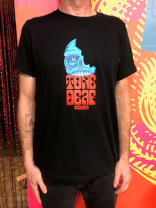 New - Tone Deaf Skull T-Shirt Black