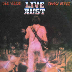 Used - Young, Neil - Live Rust - 2xLP