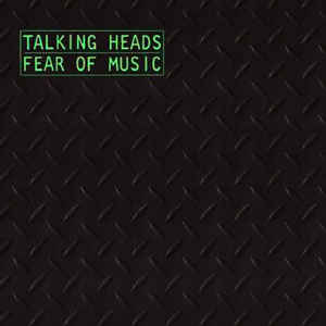 Used - Talking Heads - Fear Of Music - LP
