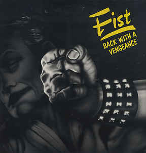 Used - Fist - Back With A Vengeance LP