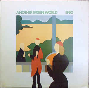 Used - Eno - Another Green World - LP