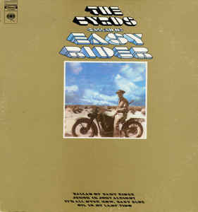 Used - The Byrds - Ballad Of Easy Rider - LP