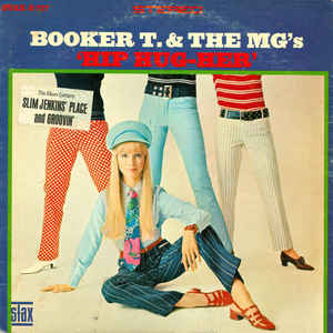 Used - Booker T. & The MG's - Hip Hug-Her - LP