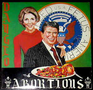 Used - Dayglow Abortions - Feed Us A Fetus - LP