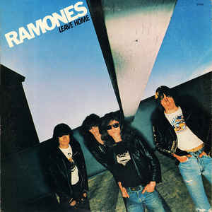 Used - Ramones - Leave Home - LP