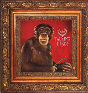 Used - Talking Heads - Naked - LP