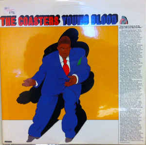 Used - The Coasters - Young Blood - LP