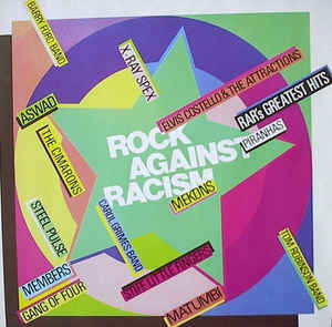 Used - V/A - Rock Against Racism - LP