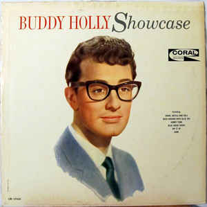 Used - Buddy Holly - Showcase - LP