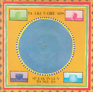 Used - Talking Heads - Speaking In Tongues - LP
