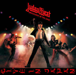 Used - Judas Priest - Unleashed In The East - LP