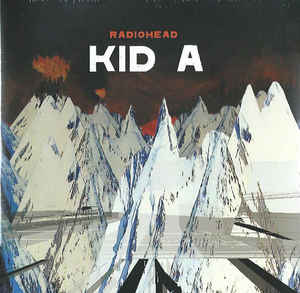 New - Radiohead - Kid A - 2xLP