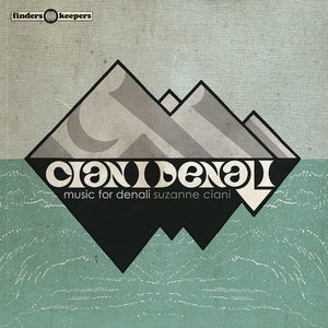 Ciani, Suzanne - Music For Denali - LP