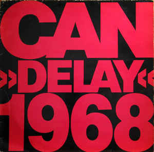 Can - Delay 1968 - LP
