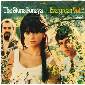 Stone Poneys - Evergreen Vol. 2 - LP